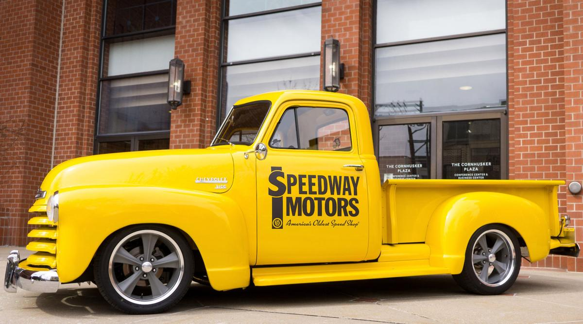 Lincoln Rotary Honors Speedway Motors At 25th Annual