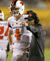 Steven M. Sipple: Riley is 'genuine article' as recruiter