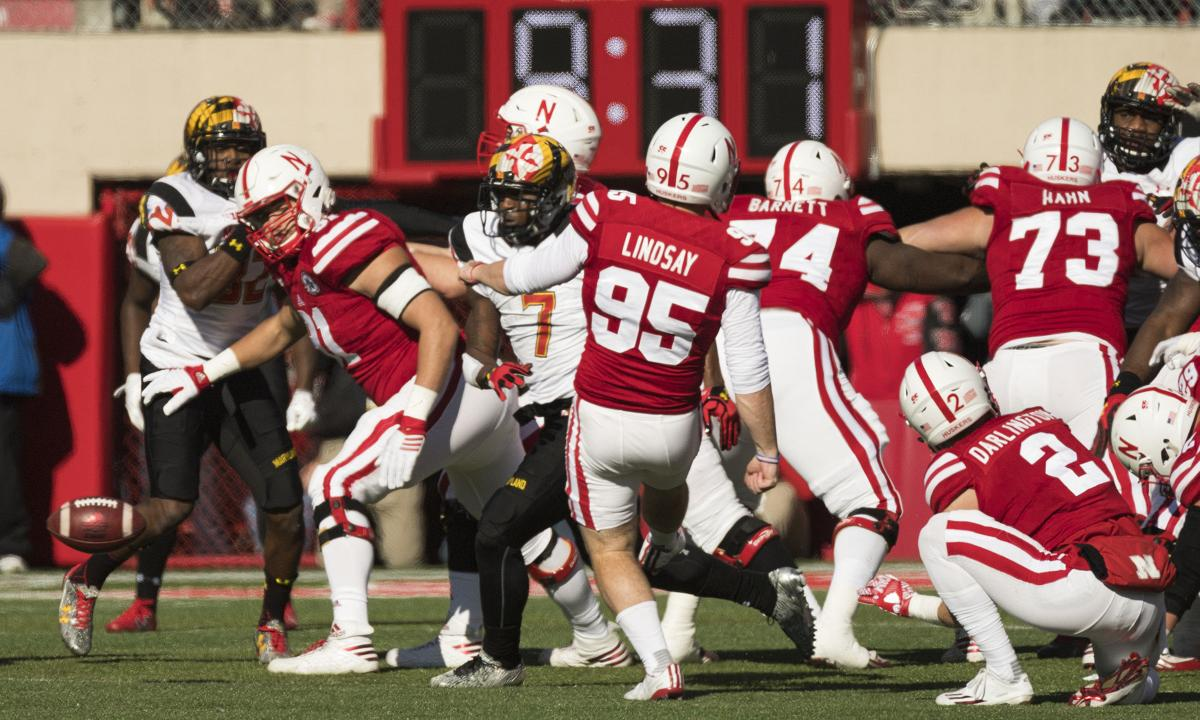 Maryland vs. Nebraska, 11/19