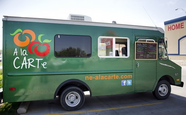 A La Carte Becomes Lincoln S Third Food Truck Ground Zero