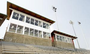 Photos: Seacrest Field renovations