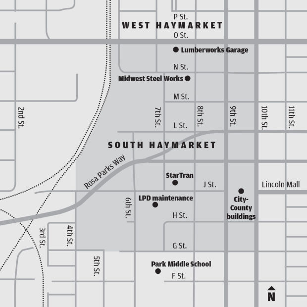 We Buy Houses Lincoln Ne: Make South Haymarket Residential, Planners Urge