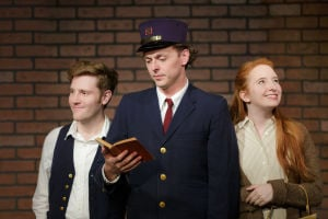 Guest director brings 'A Man of No Importance' to TADA stage