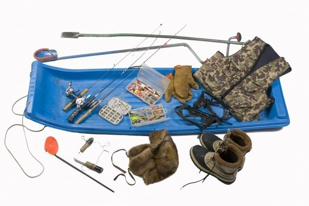 A guide to ice fishing essentials recreation for Ice fishing jacket