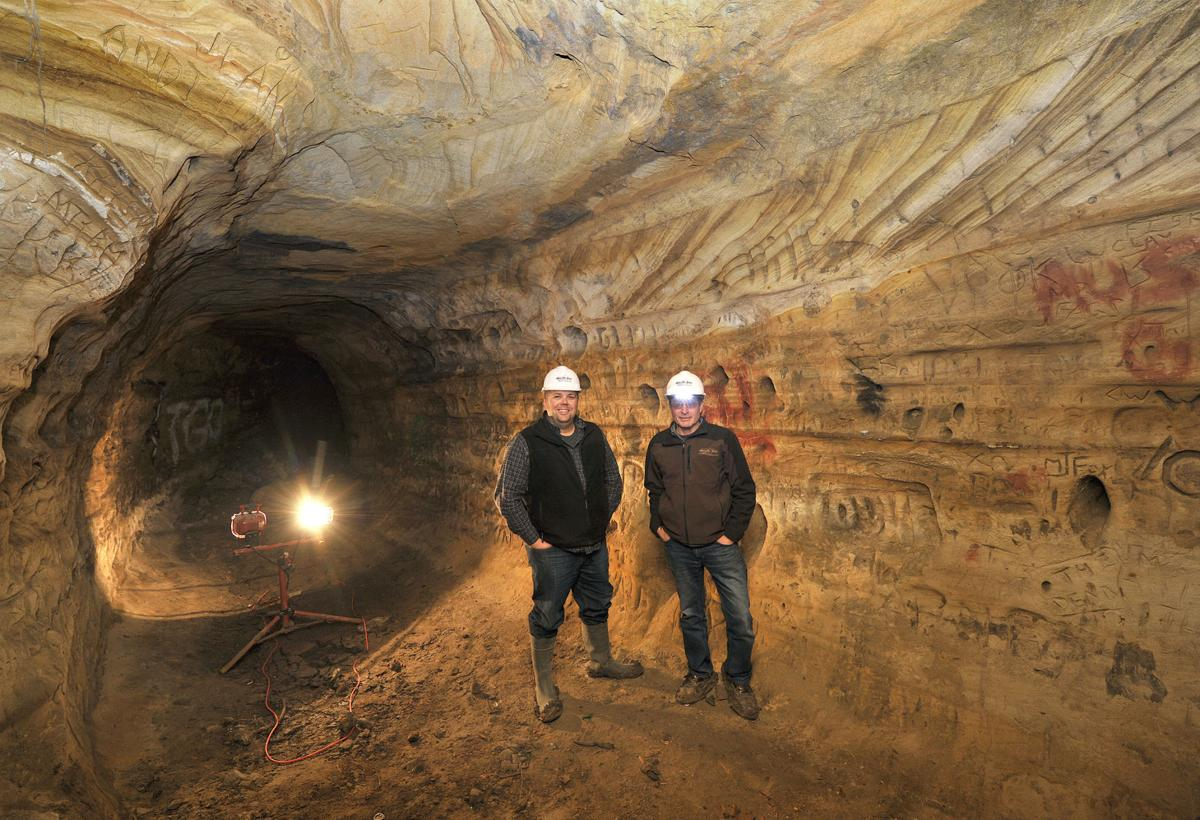 Sealed For Years Robbers Cave Close To Reopening Local