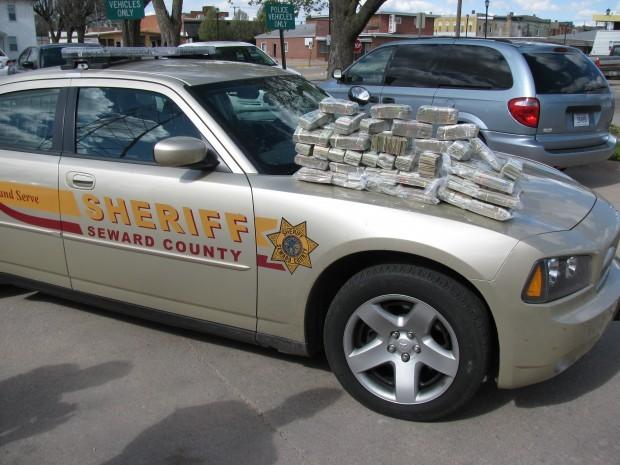 Seizure Could Equal Three Fourths Of Seward Sheriff S