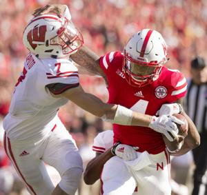 Photos: Wisconsin vs. Nebraska