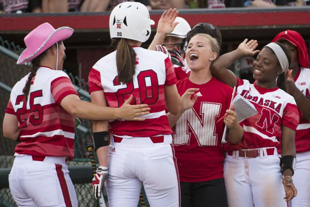 Softball: Huskers take series to close out regular season