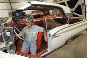 Going, going, gone! Collection of vintage, eclectic cars up for auction