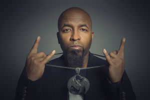 Tech N9ne visits his 'second home' this weekend