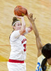 Women's basketball: Shepard, Huskers ready to take on No. 1 UConn