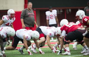 Photos: Nebraska football practice, 9.1.2015