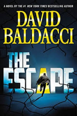Review: 'The Escape' by David Baldacci