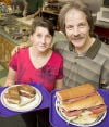 Danny's, serving quality food for 10 years at 10th and O
