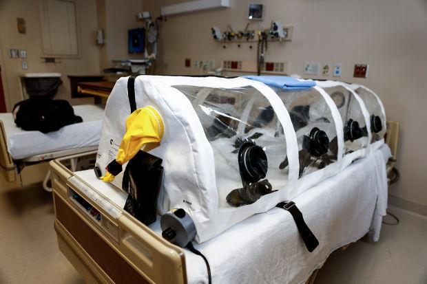 Nebraska Biocontainment Unit Prepared For The Worst