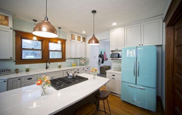 Photos kitchen crashers remake gallery for Kitchen remake