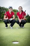 Thiele sisters hope to help Neumann contend for boys title