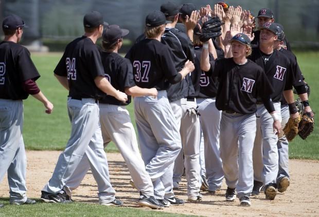 Gallery College Baseball Doane Vs Morningside 5 4 12