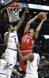 Photos: Nebraska basketball vs. Cincinnati