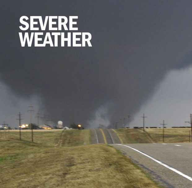 Tornadoes Hail Reported In Nebraska Panhandle