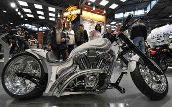 harley cutbacks 39 effects uncertain at tenneco lincoln. Black Bedroom Furniture Sets. Home Design Ideas
