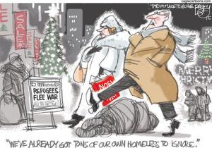 Cartoon, 11/27