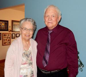 Merlyn and Donna Saathoff celebrate 60 years!