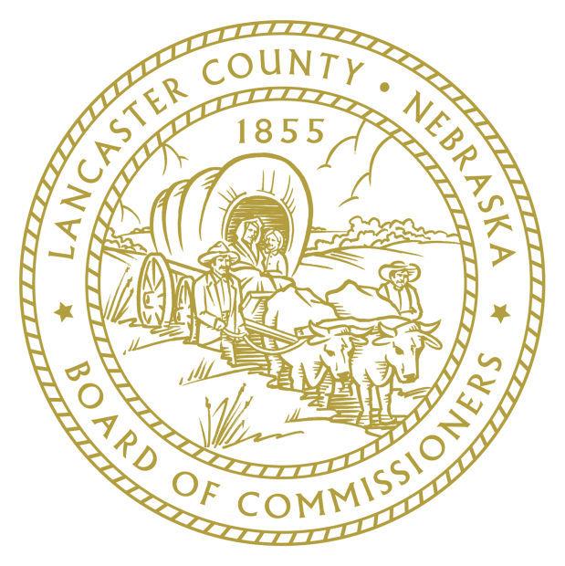 Lancaster County Board Of Commissioners Seal Lincoln Ne