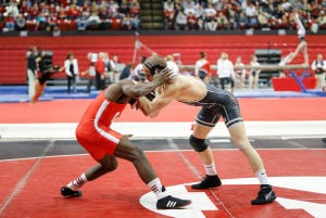 Photos: Tumble N' Rumble -- NU wrestling and gymnastics, 1.9.15