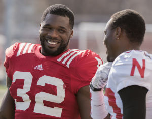 Photos: Nebraska spring football practice, 3.14.15