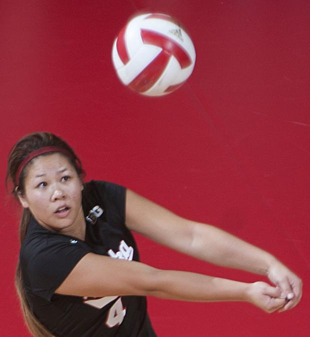 Volleyball: Wong-Orantes achieves goal with Big Ten award