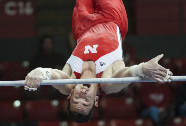 Men's gymnastics: Lottman ready for Big Ten Championships
