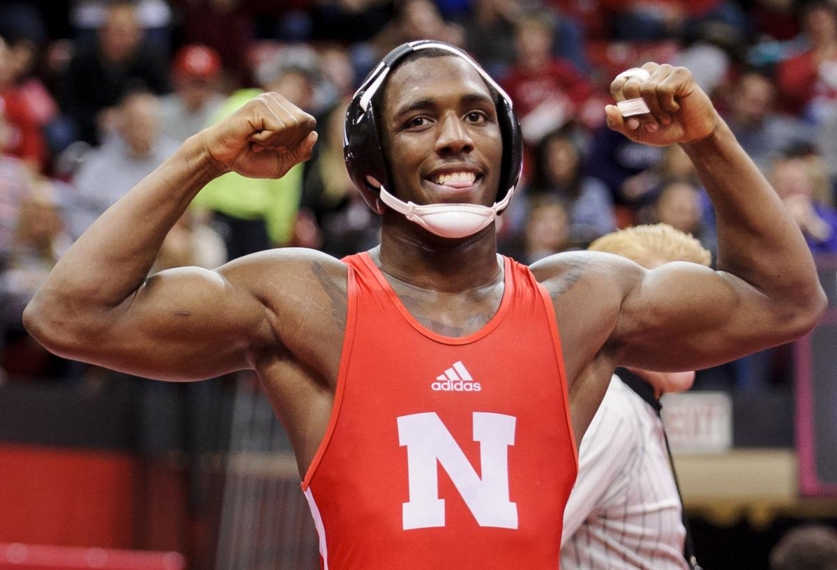 Dudley Dominates As Huskers Handle Wildcats On The Mat