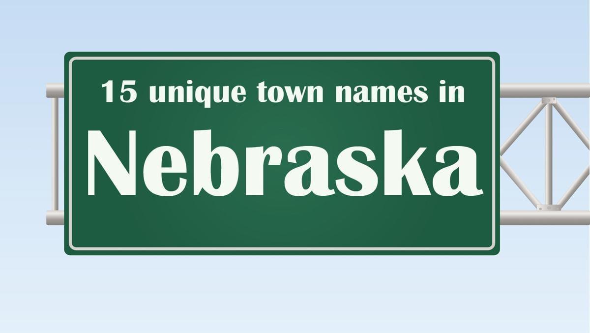 15 unique town names in nebraska photo galleries