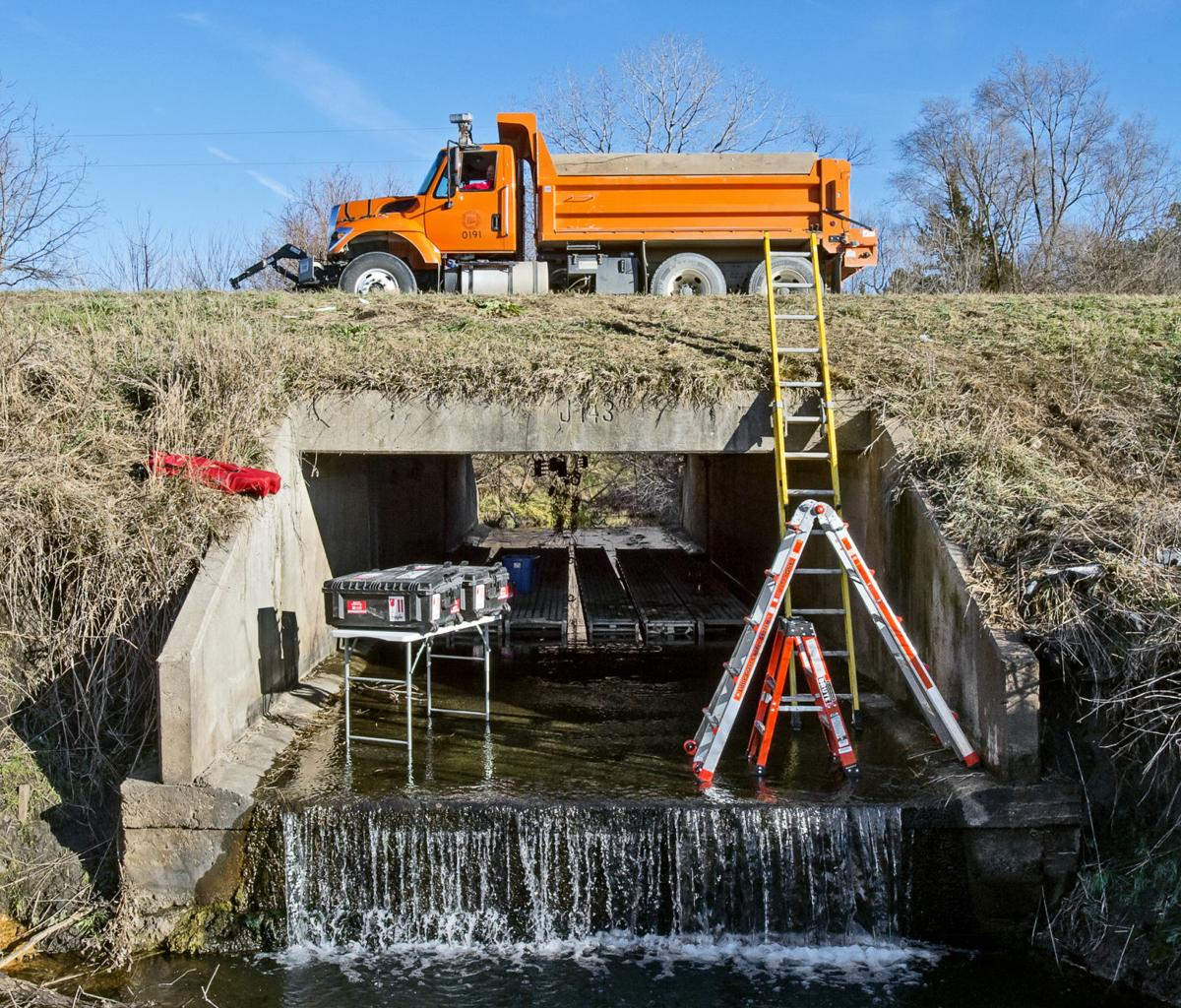 We Buy Houses Lincoln Ne: County Engineer Talks About The Small Bridge With Strong