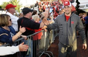 Photos: Huskers at Capital One Bowl, 12.31.12