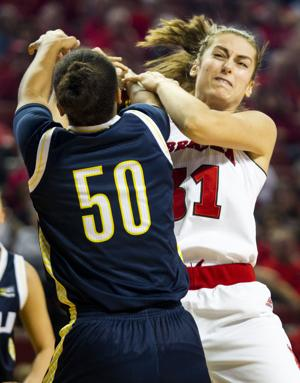 Women's basketball: Kalenta had long journey to be a Husker