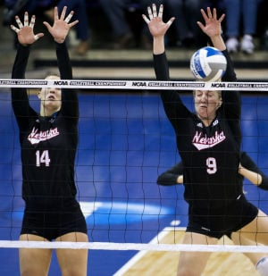Photos: NCAA volleyball, Nebraska vs. Washington, 12.12.14