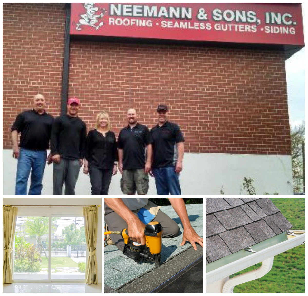 Neemann Amp Sons Inc Roofing Roof Inspections