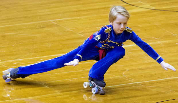 Pershing Says Goodbye To Roller Skating Competition