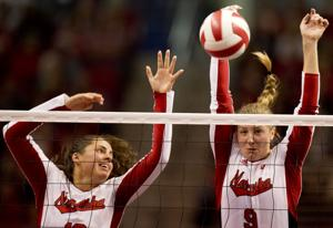 Photos: Volleyball, Kansas State vs. Nebraska, 4.25.15