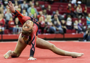 Photos: Nebraska women's gymnastics