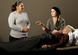 Angels Theatre Company to stage 'Eleemosynary'