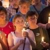 Hate crime vigil