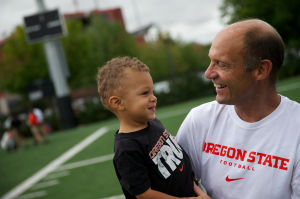 Photos: New Husker head coach Mike Riley
