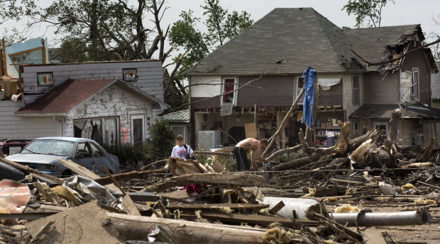 Photos Scenes Of Devastation In Pilger Gallery