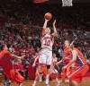 South Sioux City vs. Omaha Gross, 3.9.2012
