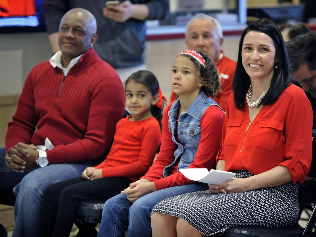 Basketball Has Always Been A Way Of Life For Amy Williams