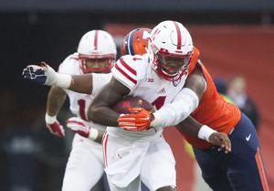 Photos: Nebraska vs. Illinois