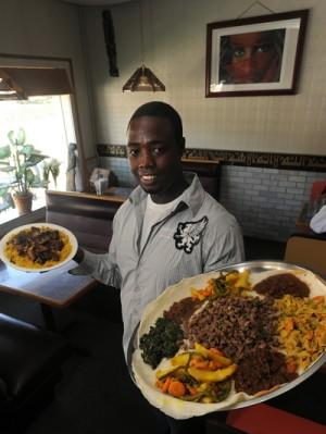 African restaurant dining for African cuisine chicago